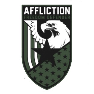 Affliction Freedom Defender