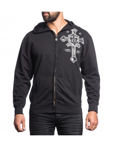 Xtreme Couture Soldier of Faith - Zip Hoodie
