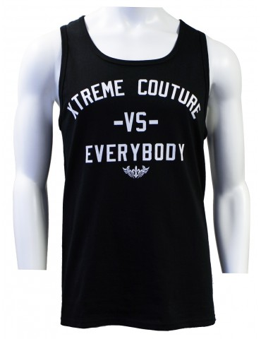 Xtreme Couture VS Everybody Tank Top - Black