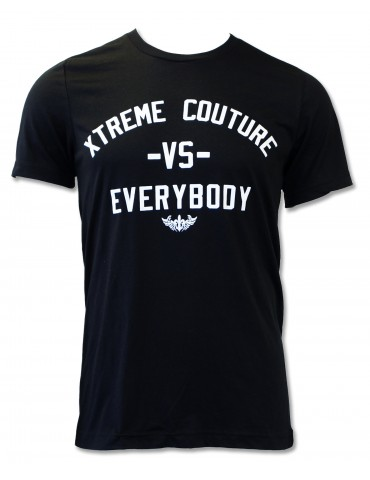 Xtreme Couture VS Everybody SS Tee - Black