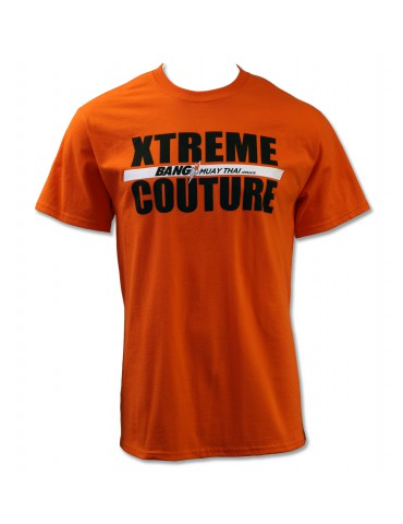 Xtreme Couture Bang Muay Thai Rank Tee - Orange