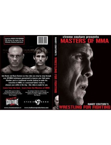 Masters of MMA DVD