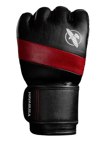 Hayabusa T3 MMA 4oz. Gloves - Black/Red
