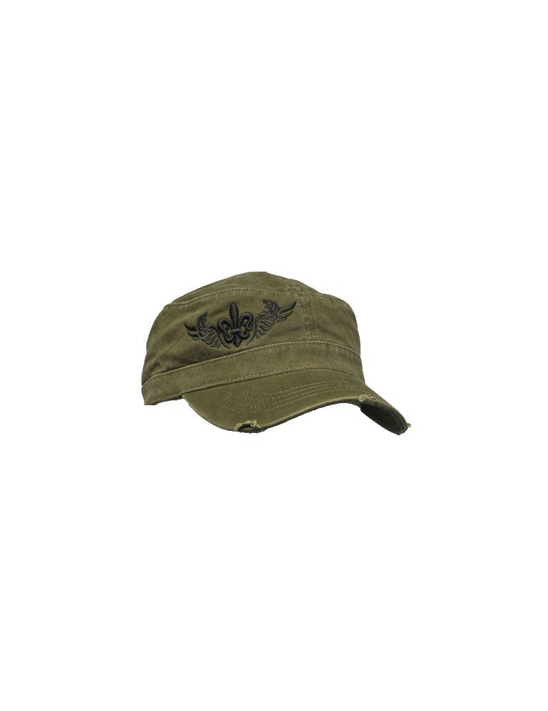 Xtreme Couture Freedom Military Hat - Mil Green 3ecf9104335