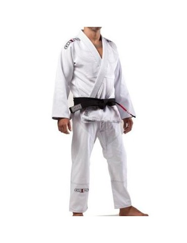 Grips BJJ GI - Secret Weapon 2.0 - White