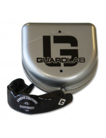 GUARDLAB XCMMA vs Everybody Mouthguard - Black