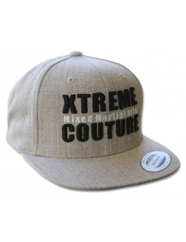 Xtreme Couture Snapback Hat - Heather