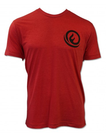 "Tim ""Bring The Pain"" Lane Logo Tee - Red"
