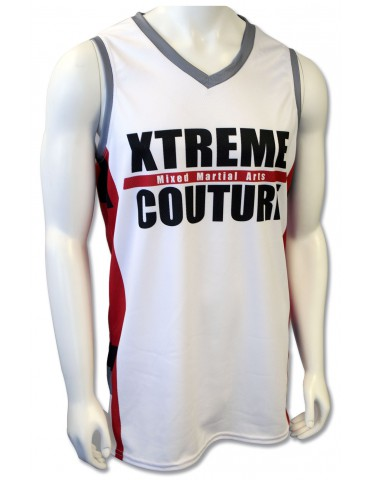 Xtreme Couture TeamXC White Jersey