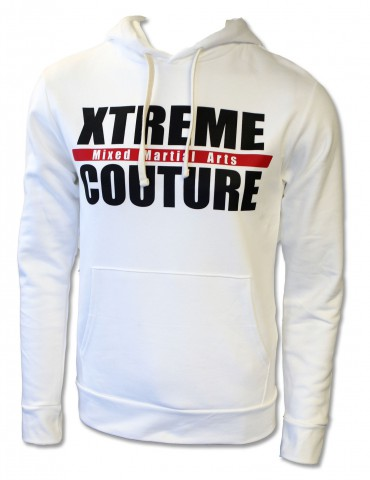 Xtreme Couture White Hoodie
