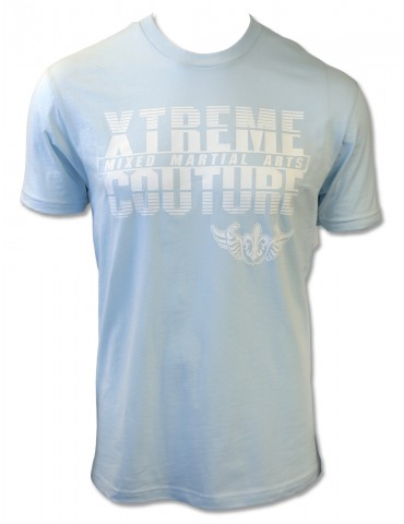 XCMMA Sideline SS Tshirt - Light Blue