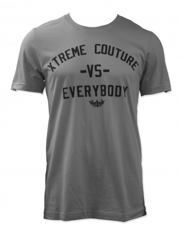 Xtreme Couture VS Everybody SS Tee - Gray