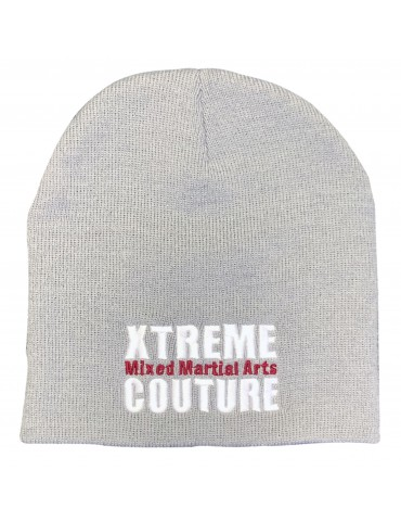 Xtreme Couture Beanie -  Cool Gray