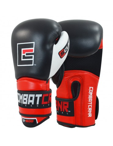 Combat Corner S-Class Boxing Gloves Red