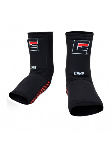 Combat Corner Padded Ankle Supports w/ grips